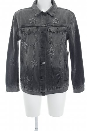 Rails Jeansjacke grau Casual-Look