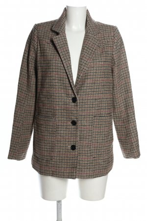 Rails Klassischer Blazer Allover-Druck Business-Look