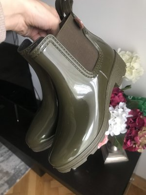 Gioseppo Wellington laarzen groen-grijs