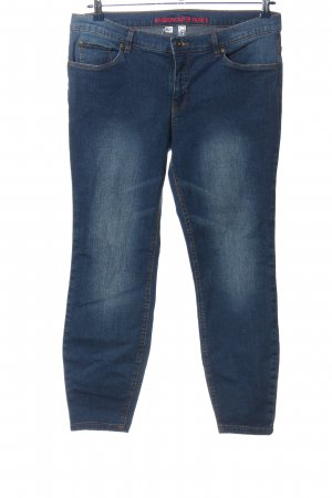 Rainbow 7/8 Jeans blau Casual-Look
