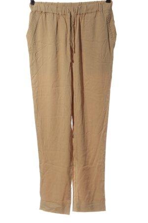 Rainbow Baggy Pants cream casual look