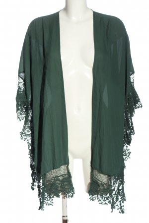 Rainbow Blouse Jacket green casual look