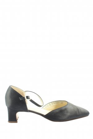 Rainbow Club Strapped pumps black business style