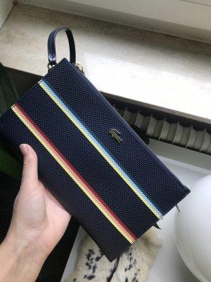 Rainbow clutch pouch Portemonnaie Lacoste