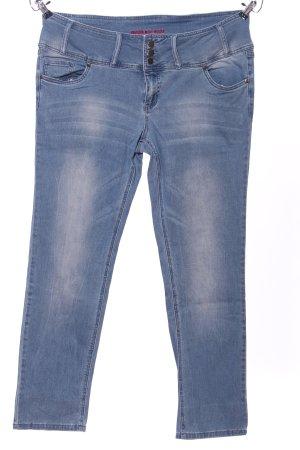 Rainbow High Waist Jeans blau Casual-Look