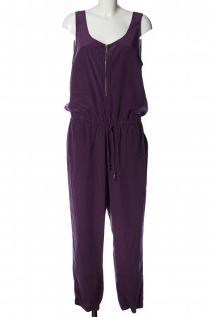 Rainbow Jumpsuit lila Casual-Look