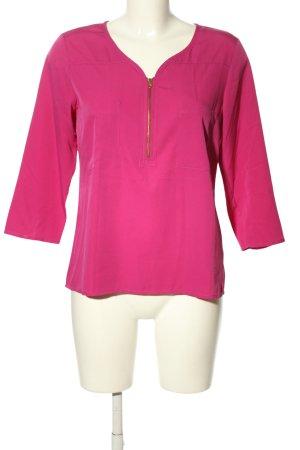Rainbow Langarm-Bluse pink Casual-Look
