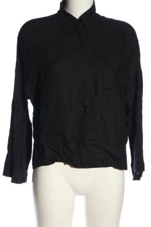 Rainbow Long Sleeve Shirt black casual look