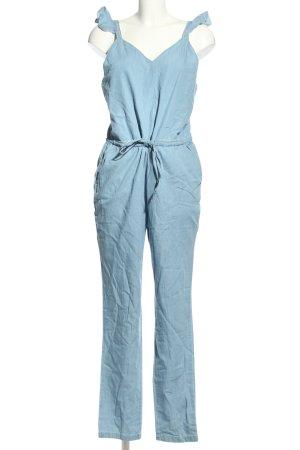 Rainbow Langer Jumpsuit blau Casual-Look