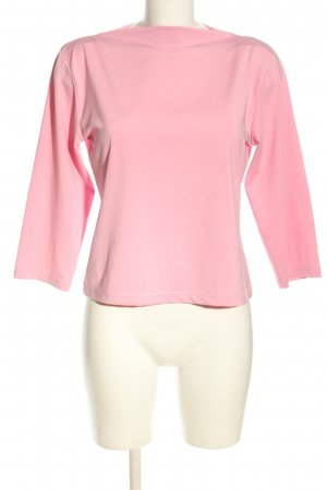 Rainbow Longsleeve pink Casual-Look