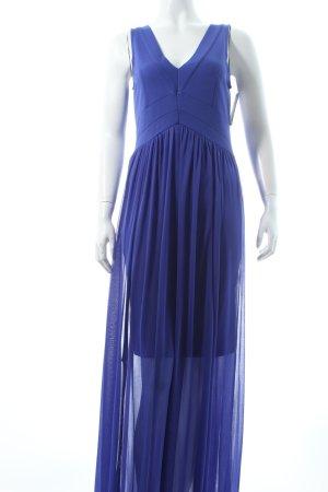 Rainbow Maxikleid blau Elegant