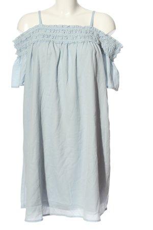 Rainbow Minikleid blau Casual-Look
