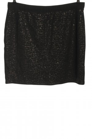 Rainbow Mini rok zwart elegant