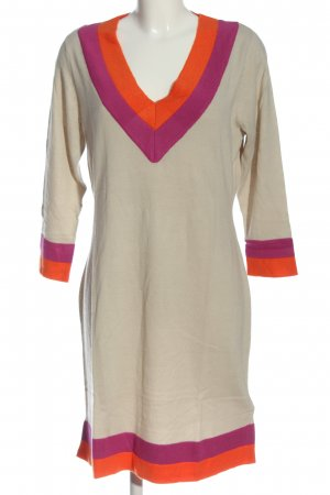 Rainbow Pulloverkleid mehrfarbig Casual-Look