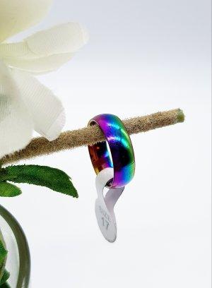 Partner Ring lilac-blue