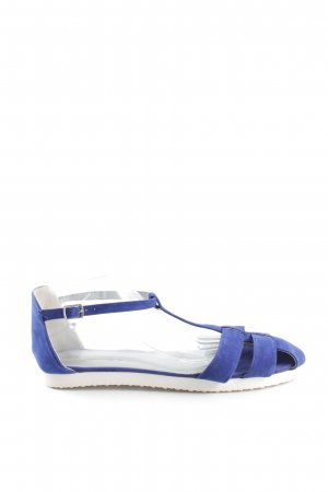 Rainbow Sandalo con cinturino blu stile casual