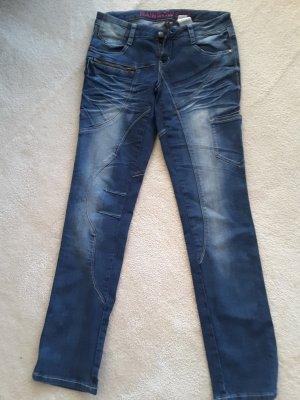Rainbow Slim  Jeans Gr. 38 Neu