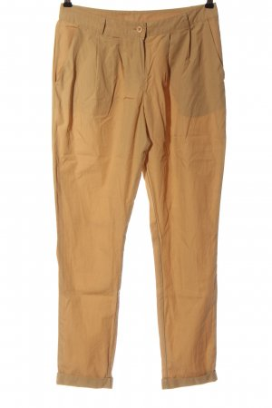 Rainbow Jersey Pants light orange casual look