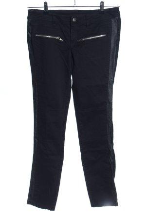 Rainbow Jersey Pants blue casual look