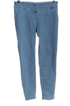 Rainbow Straight-Leg Jeans blau Casual-Look