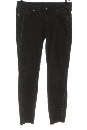 Rainbow Stretch Jeans schwarz Casual-Look
