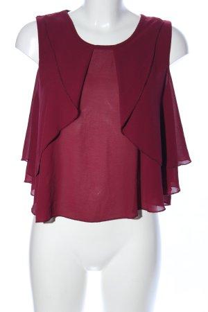 Rainbow T-Shirt rot Casual-Look