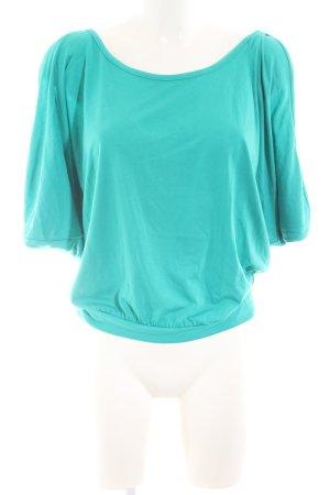 Rainbow T-Shirt türkis Casual-Look