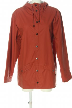 Rains Raincoat red casual look