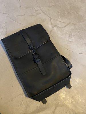Rains Sac à dos pour ordinateur portable noir