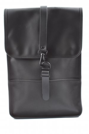 Rains School Backpack black casual look