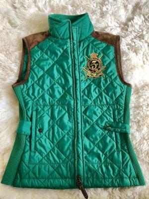 Ralph Lauren Sport Smanicato trapuntato multicolore
