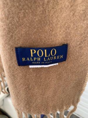 Polo Ralph Lauren Woolen Scarf camel