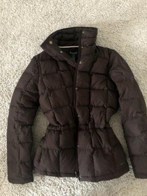 Lauren by Ralph Lauren Outdoor Jacket black brown