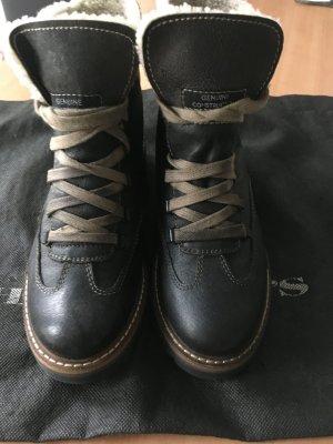 """"""" Ralph Harrisen""""Country. Leder-Boots,gefüttert."""