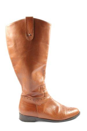 Ralph Harrison High Heel Stiefel hellorange Casual-Look
