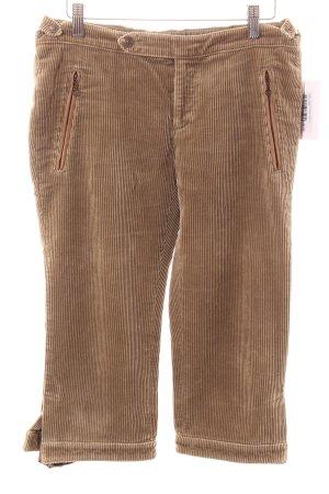 Ralph Lauren 3/4 Length Trousers light brown casual look