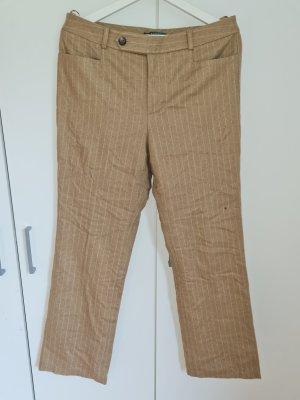 Ralph Lauren Pantalon en laine chameau laine
