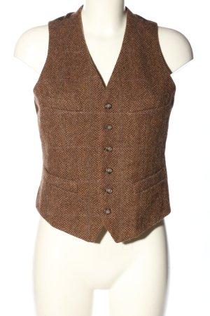 Ralph Lauren Gilet de costume brun style d'affaires