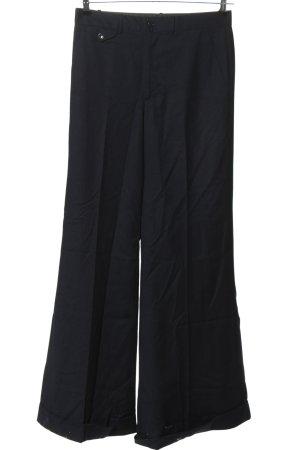 Ralph Lauren Baggy broek zwart casual uitstraling
