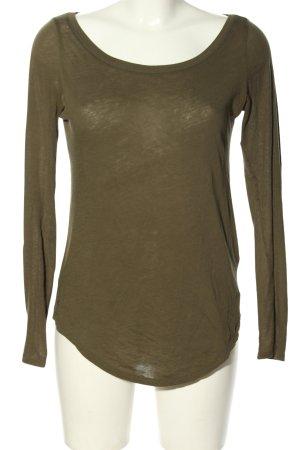 Ralph Lauren Basic-Shirt khaki Casual-Look