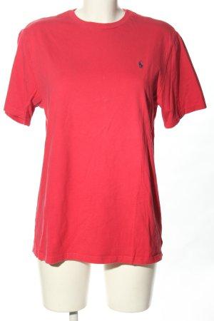 Ralph Lauren  rosso stile casual