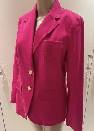 Ralph Lauren Klassischer Blazer różowy
