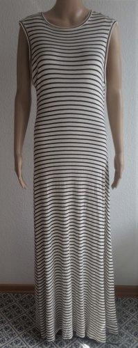 Ralph Lauren Blue Label, Kleid, schwarz-weiß gestreift, L, neuwertig