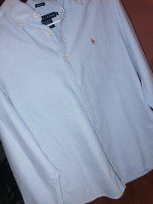 Ralph Lauren Shirt Blouse natural white-azure