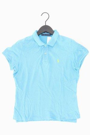 Ralph Lauren Bluse Größe L blau aus Baumwolle