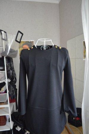 Ralph Lauren Bluse in schwarz