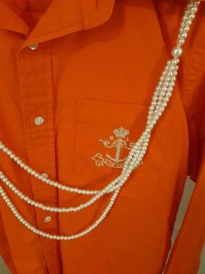 Ralph Lauren Bluse Orange