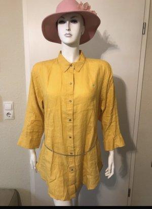 Ralph Lauren Blusa in lino giallo