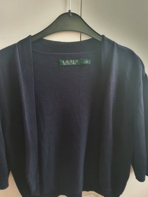 Lauren by Ralph Lauren Knitted Bolero dark blue