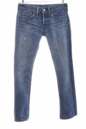 Ralph Lauren Boot Cut Jeans blau Casual-Look
